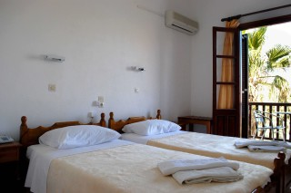 accommodation asteri hotel double room