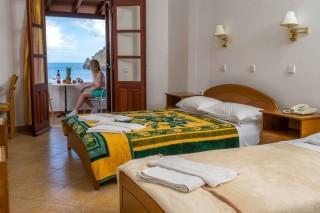 accommodation asteri hotel triple room